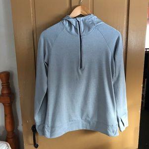 Women's 1/2 zipper pullover